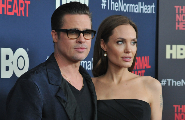 Angelina Jolie Says Her Onscreen Reunion with Brad Pitt Will Be 'Very Experimental'