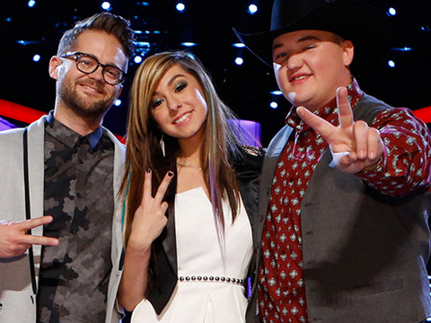 'The Voice'! What's Next for Josh Kaufman, Jake Worthington and Christina Grimmie?