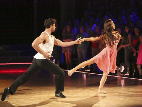Maks and Meryl: Are There Romance Sparks Between the 'DWTS' Champs?