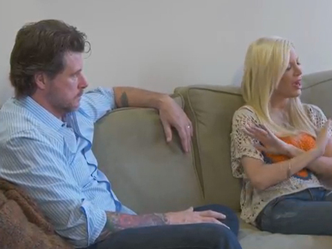 Video! Tori Spelling Faces the Biggest Decision of Her Life