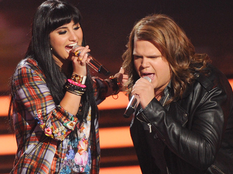 Caleb Johnson vs. Jena Irene! 'American Idol' Crowns a Winner