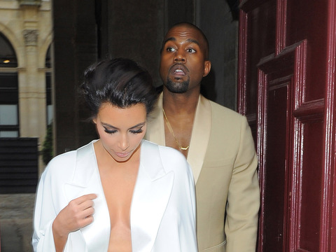 Kim and Kanye's Wedding: Lavish Rehearsal Dinner at Palace of Versailles