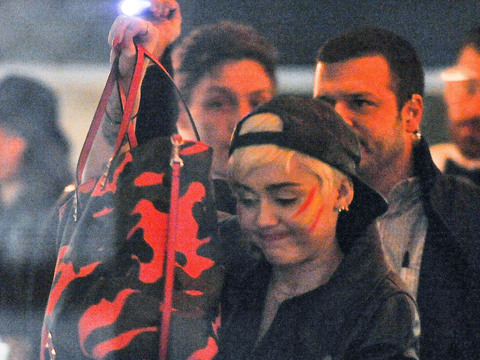 Crazed Fan Says He'll Die If He Doesn't Meet Miley Cyrus