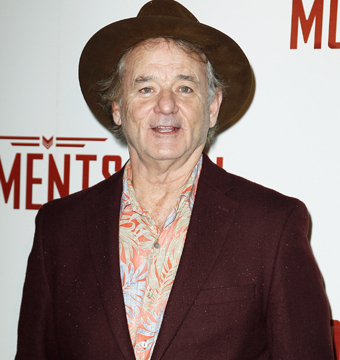 Bill Murray Crashes Bachelor Party! See His Awesome Speech