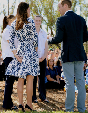 Kate Middleton S Bare Bum Revealed During Wardrobe