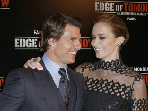 Tom Cruise Says His London Sex Club Excursion Was 'Hilarious'