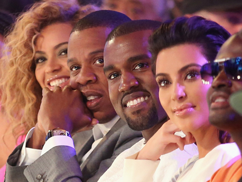 Why Beyoncé and Jay Z Skipped Kim and Kanye's Wedding