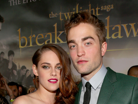Guess What Robert Pattinson Has to Say About Kristen Stewart!