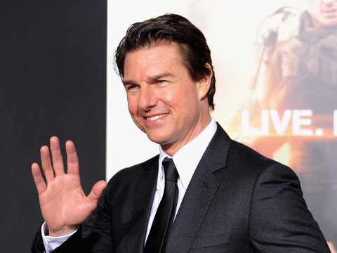 Tom Cruise Says Dating Is a 'Low Priority' Right Now