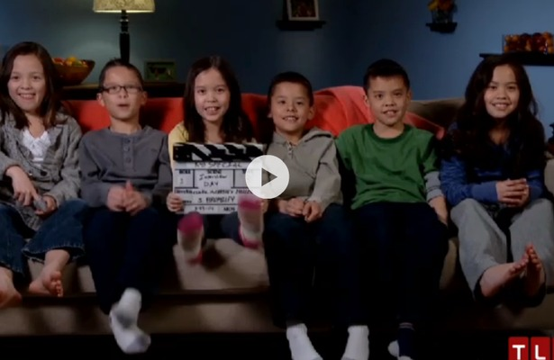 Sneak Peek at the 'Kate Plus 8' Sextuplets!