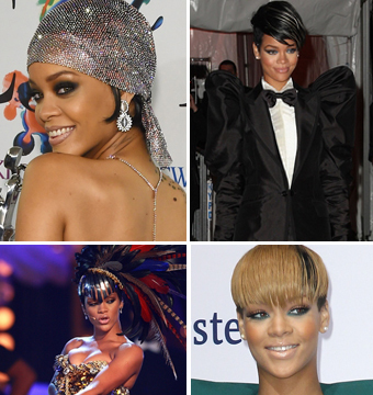 Rihanna's Wackiest Outfits! The 'Naked' Dress, Bat Costume and More