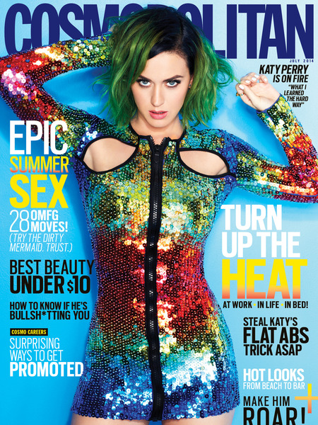 Katy Perry Dishes on Famous Exes