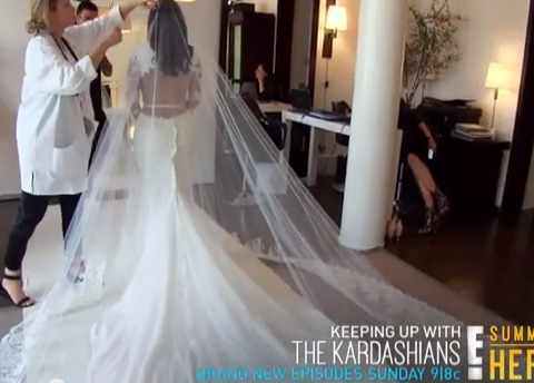 Super Sneak Peek! Wedding, Divorce and More on 'Keeping Up with the Kardashians'