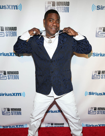 Tracy Morgan Critically Injured in Bus Crash