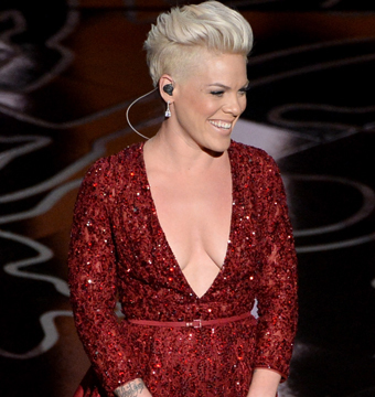 Pink Says Daughter Willow Takes After Dad Carey Hart