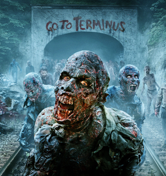 'Walking Dead' Fans Can Relive the Road to Terminus at Universal's Halloween Horror Nights