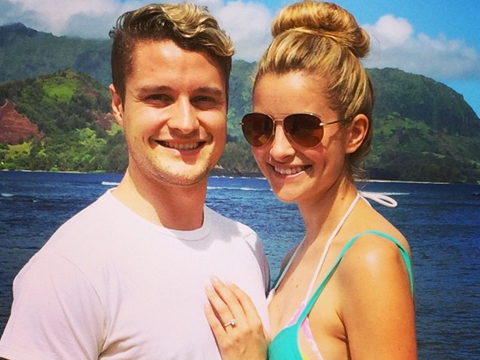 'DWTS' Star Charlie White Is Engaged! Who Is Fiancée Tanith Belbin?