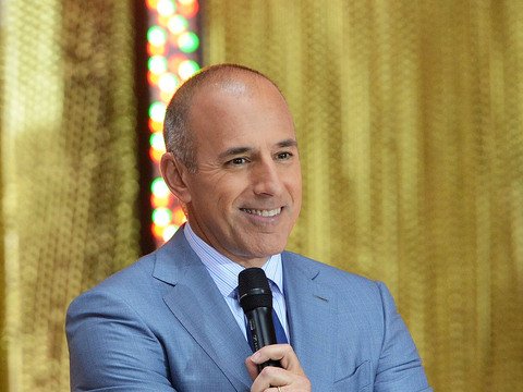 Matt Lauer to Stay with 'Today' a Few More Years