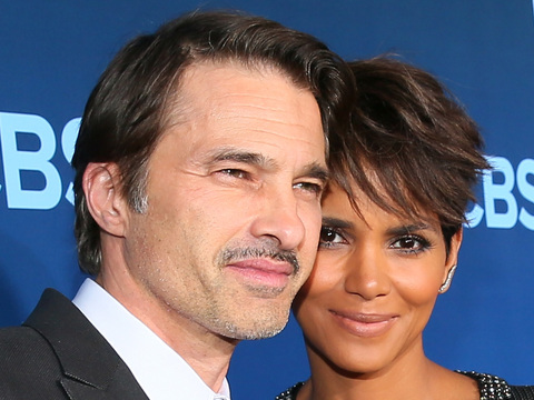 Halle Berry's Date Night with Husband Olivier Martinez