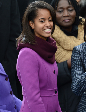 Malia Obama Headed for Hollywood? Why She Was on the Set of New Sci-Fi Show