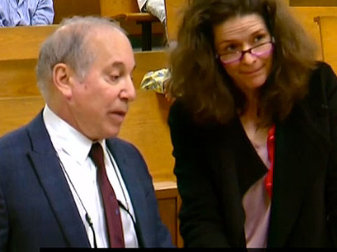 Paul Simon and Edie Brickell Domestic Violence Case Dropped
