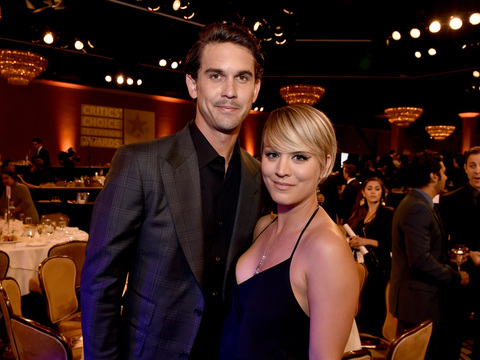 Kaley Cuoco-Sweeting Says Husband Loves Her Short 'Do