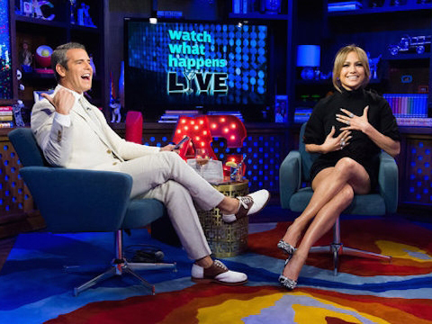J.Lo Dishes on Mariah Carey 'Feud,' and All of Her Exes!