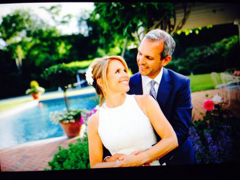 Wedding News! Katie Couric Marries John Molner
