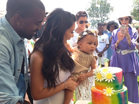 Pics and Video! Inside North West's 'Kidchella' 1st Birthday Party