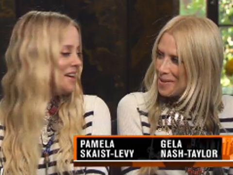 Video! Playing Dress-Up with Fashionistas Pam & Gela