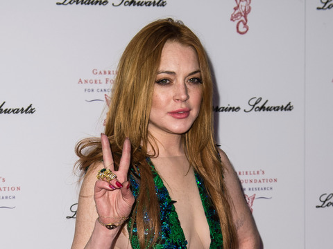 Extra Scoop: Just Call Her Lindsay Lohan, Stage Actress