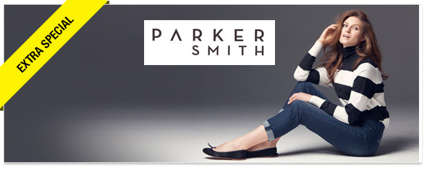 Win It! A Pair of Parker Smith Jeans
