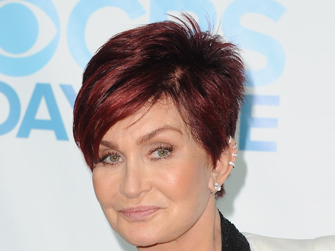 Sharon Osbourne Reacts to 'The View' Shakeup