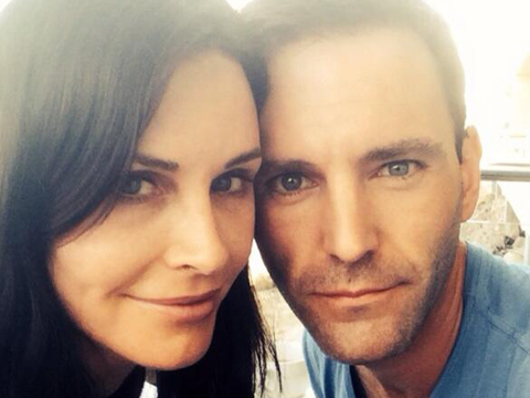 Courteney Cox and Johnny McDaid Are Engaged!