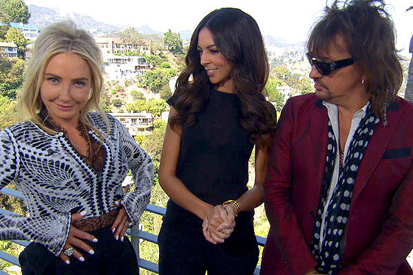 Music Meets Fashion: Hanging with Rocker Richie Sambora and Designer Nikki Lund