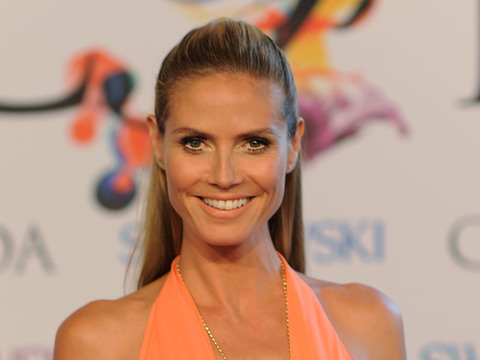 How Heidi Klum Keeps Her Bod in Bikini Shape