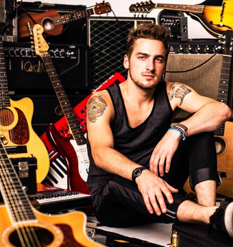 Kendall Schmidt Dishes on July 4th Show, 'Big Time Rush' and His Fave New Gadget!