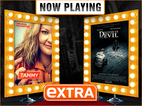 Now playing live movie reviews tammy vs deliver us from evil