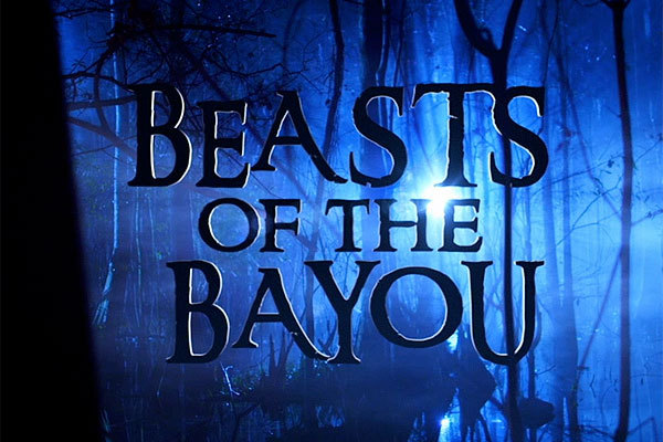 Exclusive Sneak Peek! Hunting for Mythical Creatures in 'Beasts of the Bayou'