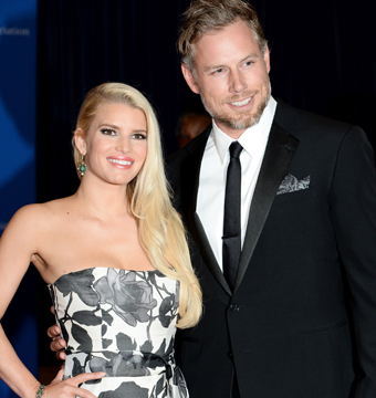 Wedding Details! Jessica Simpson Marries Eric Johnson