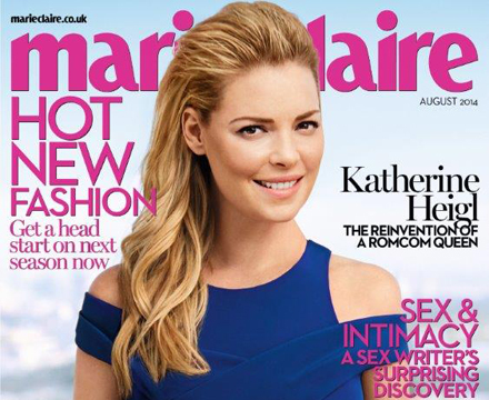 Did Katherine Heigl Finally Admit She's Partly to Blame for Career Trouble?