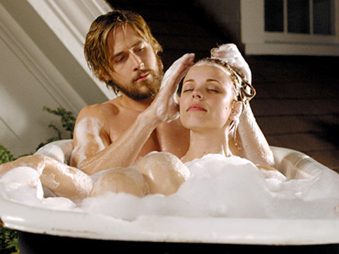 Ryan Gosling Wanted Rachel McAdams Kicked Off 'The Notebook' Set?