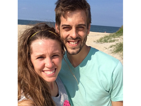 '19 Kids and Counting' Star Jill Duggar Dishes on Honeymoon