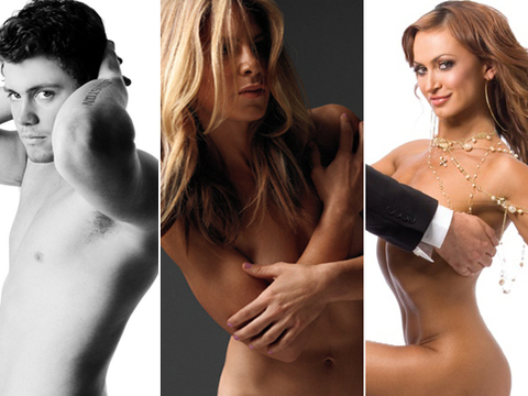 Pics! Stars Who Have Posed Naked