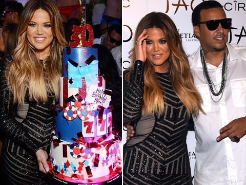 Pics! Khloé Kardashian's 30th Birthday Party