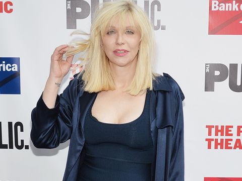 Courtney Love Just Landed a Role on a Hit TV Show!