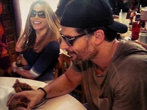 Are Sofia Vergara and Joe Manganiello Dating? See the Pic That Started the Rumors!