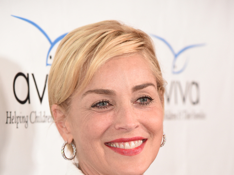 Sharon Stone: 'I'm Available for Dating'