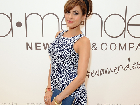 Is Eva Mendes Pregnant with Ryan Gosling's Baby?!