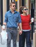 It's True! Ryan Gosling and Eva Mendes Are Having a Baby